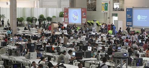 Campus Party 2009