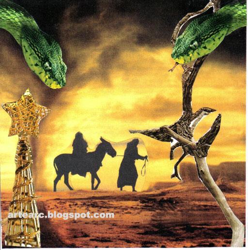 As Serpentes de Nazar