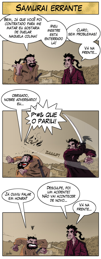 Samurai Errante