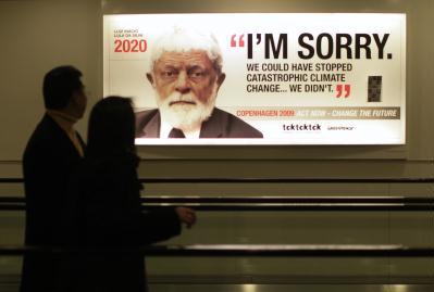 """Lula daqui 10 anos: """"- Desculpa, não impedimos uma mudança climática catastrófica"""""""