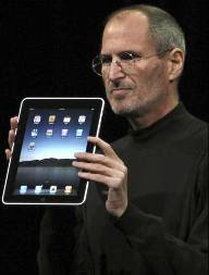 Steve Jobs e o IPad