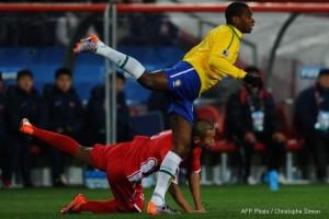 Brasil vs Coreia do Norte