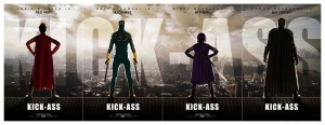 Personagens de Kick-Ass
