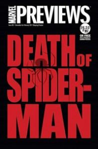 A morte do Homem-Aranha