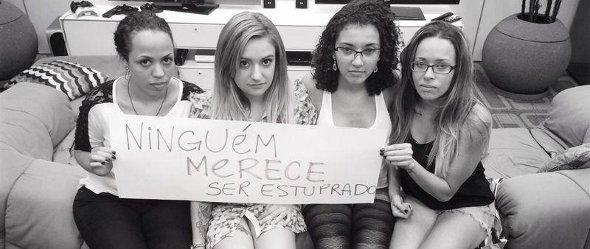 Ninguém merece ser estuprado