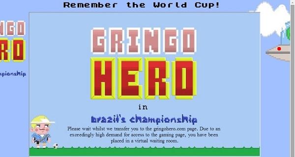Gringo Hero!