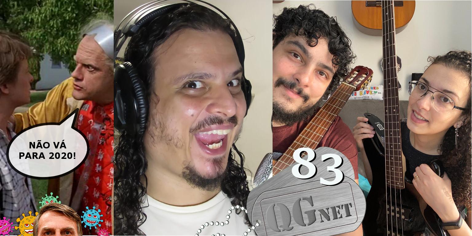 QG Podcast 83 – 2020 e o QGverso